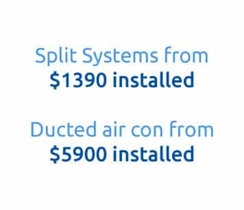 installed prices