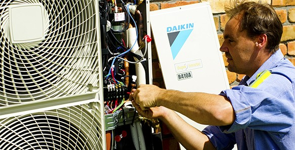 residential aircon maintenance, air conditioning,