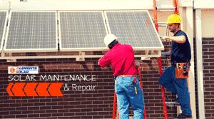 clements solar maintenance