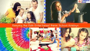 Clements Solar school holidays