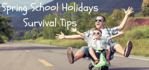 how to survive spring holidays