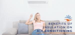benefits of insulation