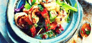 bbq -prawns recipe