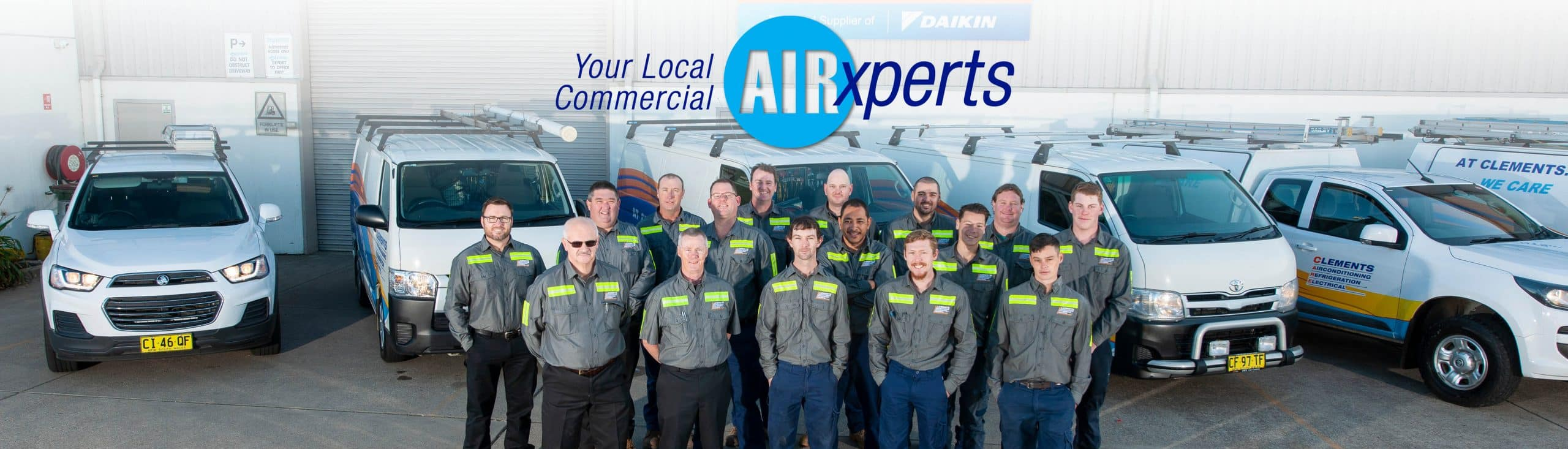 Clements Air Conditioning Your Local Commercial AIRxperts