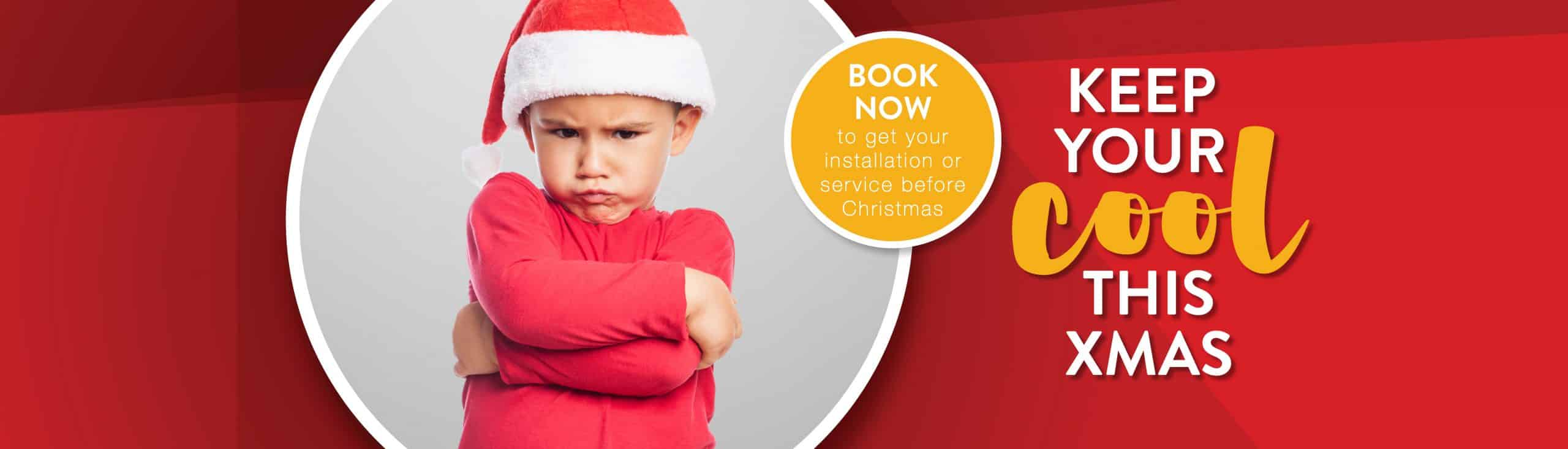 Keep Your Cool This Xmas Clements Air Conditioning